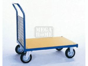 Платформена количка с мрежести стени Profis модел 2