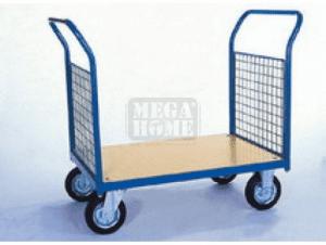 Платформена количка с мрежести стени Profis модел 3