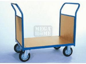 Платформена количка със стени от талашит Profis модел 3