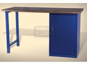 Монтажно бюро с вратичка и полица - 2 Profis 1500 х 700 х 855 мм