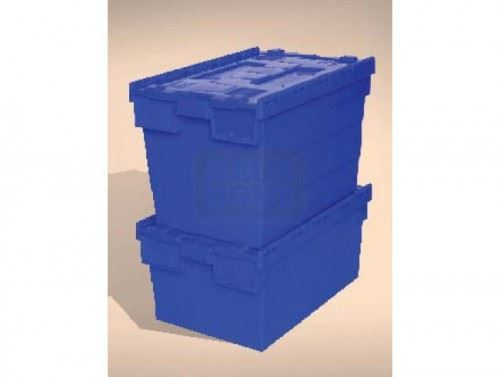 Пластмасова кутия с капак Profis 600 х 400 х 250 мм