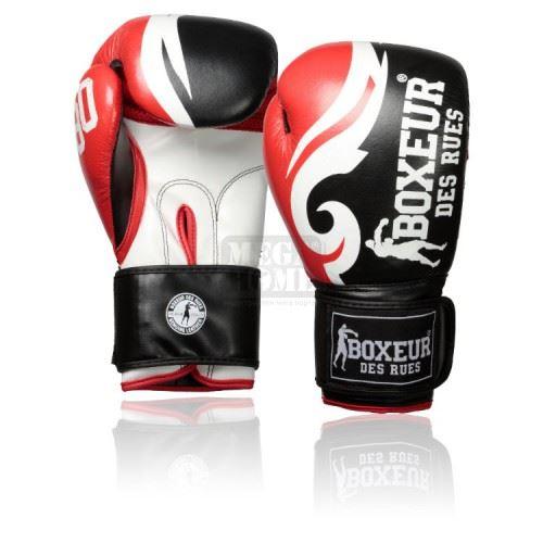 Боксови ръкавици Boxeur BXT-593 Black / Red