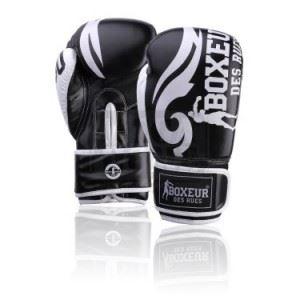 Боксови ръкавици Boxeur BXT-593 Black / White