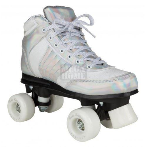 Ролкови кънки Rookie Forever Disco Silver
