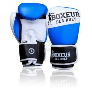 Боксови ръкавици Boxeur BXT-591 Blue/White