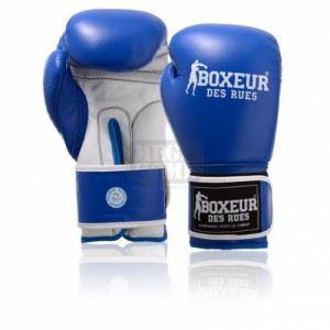 Боксови ръкавици Boxeur BX-501X Blue