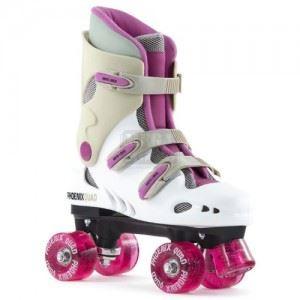 Ролкови кънки SFR Phoenix White/Pink