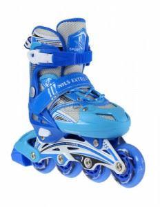 Регулируеми ролери Nils Extreme NA0326A Blue