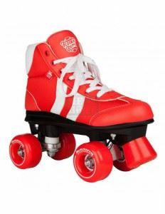Ролкови кънки Rookie Retro V2.1 Red