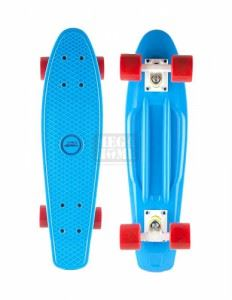Пени борд Nils Extreme Fishboard Blue