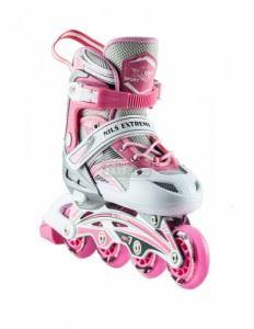 Регулируеми ролери Nils Extreme NA0326A Pink