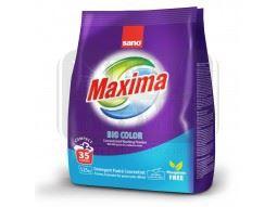 Концентриран прах за пране Sano Maxima Био 1.25 кг / 35 пранета