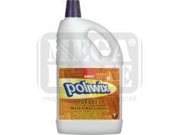 Препарат за почистване на под Sano Поливакс Паркет 1 - 2 л