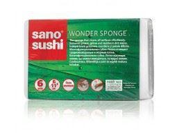 Супер гъба Sano Sushi 6 броя
