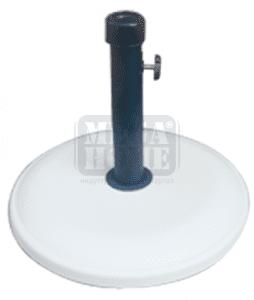 Стойка за чадър 12 кг кръг NTH12