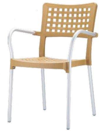 Стол от полипропилен San Valente Гала