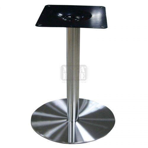 Стойка за маса стомана кръг San Valente AM - E11- 72h