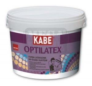 Латексова боя с матово покритие - Optilatex