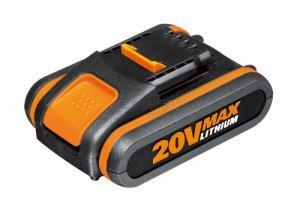 Батерия акумулаторна WORX WA3551.1 Li-ion 20 V 2.0 Ah