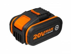 Батерия акумулаторна WORX WA3553 Li-ion 20 V 4.0 Ah