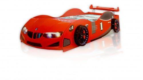 Детско легло кола GT-1 ЕКО FULL 110 х 215 х 51 см