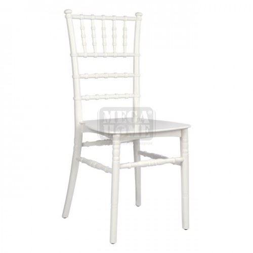 Полипропиленов стол Шивари бял