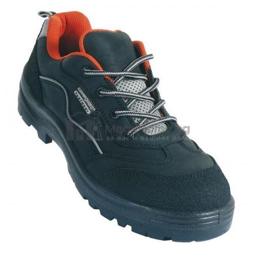 Кожени ударопредпазни обувки COVERGUARD Andesite Low