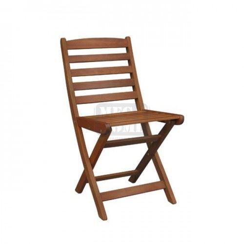 Градински дървен стол Сайд
