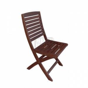 Градински дървен стол Спот