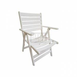 Градински дървен стол Венеция