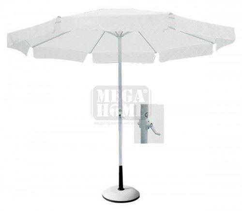 Алуминиев чадър ф 2 м