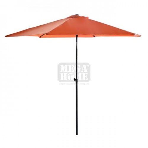 Метален чадър ф 2.70 м