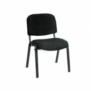 Посетителски стол Сигма с дамаска