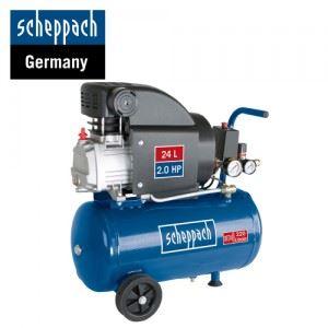 Компресор HC25 Scheppach 24 л