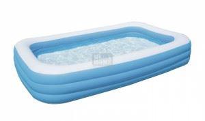 Правоъгълен надуваем басейн 3.05 м x 1.83 м x 56 см BESTWAY