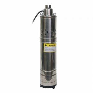 Помпа водна дълбочинна винтова TopGarden RD-WP34 / 4''(96mm)