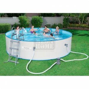 Сглобяем басейн 360 х 90 см Bestway HYDRIUM Splasher