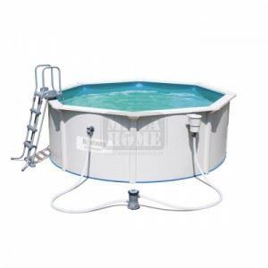 Сглобяем басейн 360 х 120 см Bestway Hydrium Steel Wall Pool