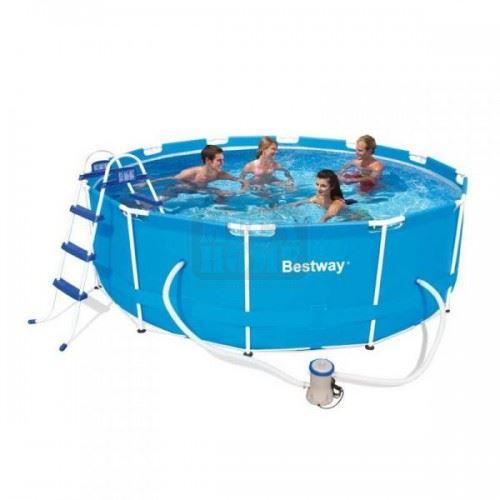 Сглобяем басейн 366 х 100 см Bestway