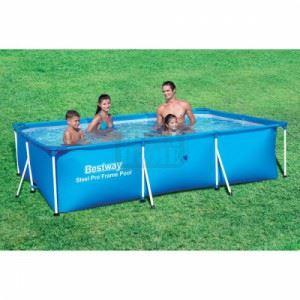 Сглобяем басейн 300 х 200 х 66 см Bestway