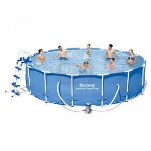Сглобяем басейн 457 х 107 см Bestway