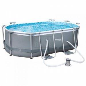 Сглобяем басейн 300 х 200 х 84 см Bestway
