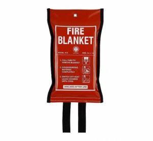 Противопожарно одеало - тежък тип 1.50 x 1.50