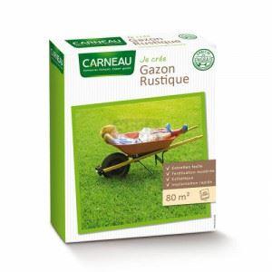 Тревна смеска за паркове и градини Carneau Rustique 1 - 2.5 кг