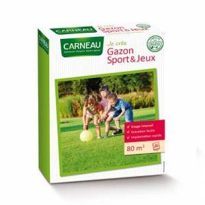 Тревна смеска спорт Carneau Sport et Jeux 1 - 2.5 кг