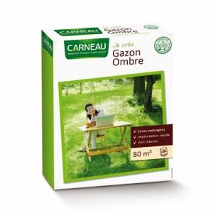 Тревна смеска за сенчести терени Carneau Ombre 1 - 2.5 кг