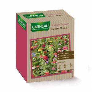 Цветна поляна с циния Carneau Jachere Florale 520 гр