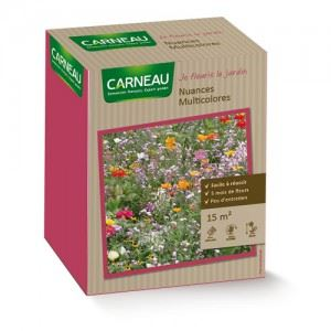 Цветна поляна Carneau Fleurs Nuances Multicolores 520 гр