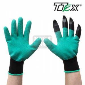 Градински ръкавици с 4 нокътя