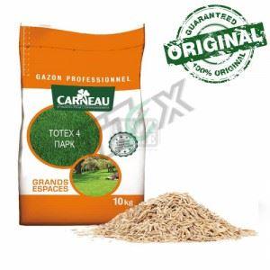 Тревна смеска за бързо възстановяване Carneau Totex 4 Парк 10 кг